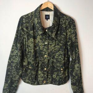 GAP Camouflage Jacket